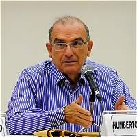 Llegaron a Colombia los negociadores del Gobierno en el proceso de paz