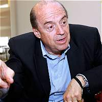 Álvaro Leyva explicó el acuerdo de paz con Farc a los conservadores