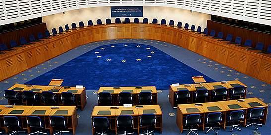 Tribunal europeo reemplaza al Papa en mecanismo de justicia de paz