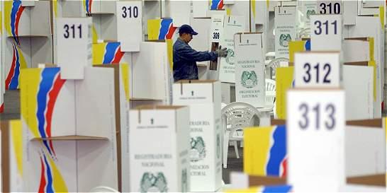 Así será la votación del plebiscito para colombianos en el exterior