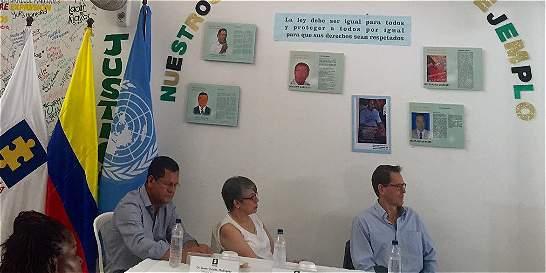 Guerrillero de las Farc pidió perdón por el asesinato de Genaro García