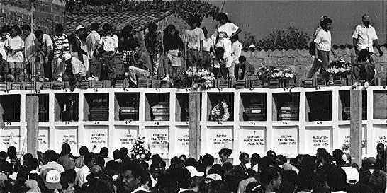 Farc pedirán perdón a las víctimas de la masacre de La Chinita