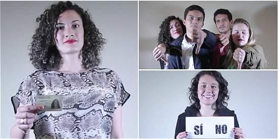 Video: ¿Cómo explicar a un 'millennial' lo que es el plebiscito?