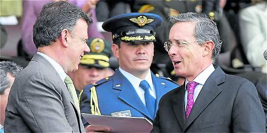 La novela fallida del cara a cara entre Santos y Uribe