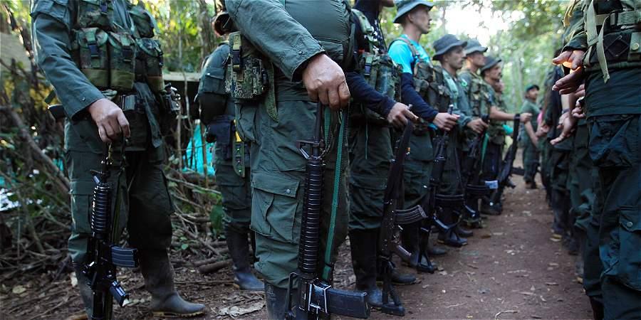 Las FARC refrendan acuerdo de paz pactado con gobierno