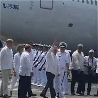 Cartagena recibe a los invitados a la firma del Acuerdo de Paz