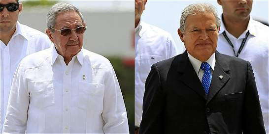 'Colombia es el centro de la paz del mundo': Presidente de El Salvador