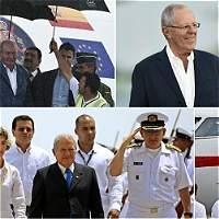 Así se vive la firma de la paz con las Farc en Cartagena