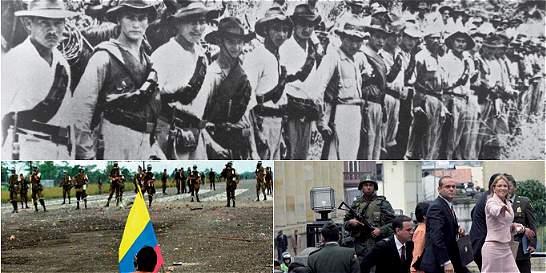 Herencia de la vieja violencia: desde el XIX se habla de guerra