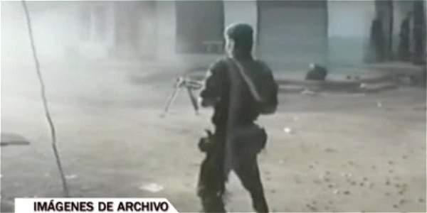Principales masacres de las Farc