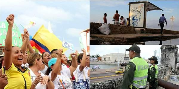 La agenda que se vivirá en Cartagena el día de la firma de la paz