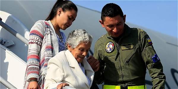 El viaje de perdón de Emperatriz Castro de Guevara