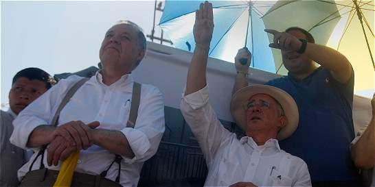 Debut de Alejandro Ordóñez y Álvaro Uribe contra el acuerdo de paz