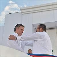 Acuerdo de paz es considerado para premio Nobel de Paz