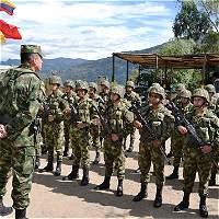'Las Fuerzas Armadas deberán ponerse al lado de lo pactado'