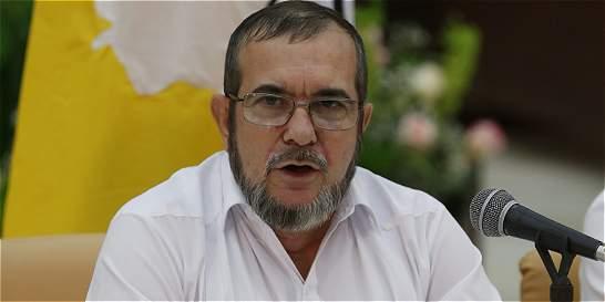 'Timochenko' dice que las Farc le seguirán apostando a la paz