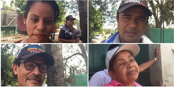 Lo que opinan los votantes en El Sabanal, histórico epicentro uribista