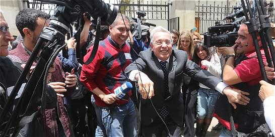 Seis años le tomo a Uribe regresar a Palacio