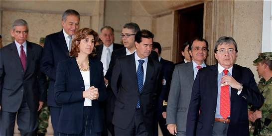 Cese del fuego bilateral, el punto urgente en la agenda de comisión
