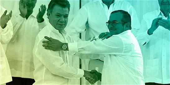 La paz, el propósito del presidente Juan Manuel Santos