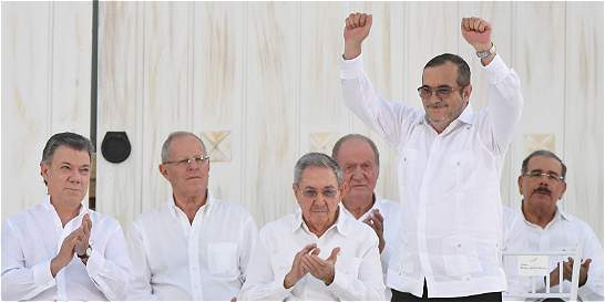 Farc dicen que esperan que Nobel le dé vida al Acuerdo Final