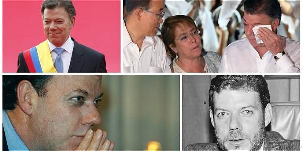 Juan Manuel Santos, el perfil del Nobel de Paz cuando fue reelegido en 2014