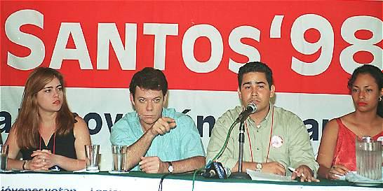 Así se ha jugado Santos, desde hace 19 años, sus cartas por la paz