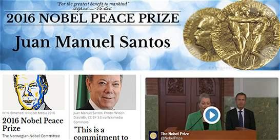 Tras el Nobel, el reto ahora es el desarme de la palabra