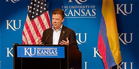 'Nos sentimos orgullosos de llamarlo uno de nosotros': U. de Kansas