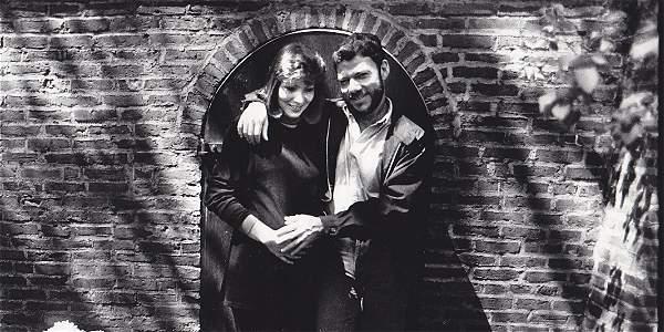 A los 36 años se casó con María Clemencia Rodríguez. Vivieron un año en Boston.