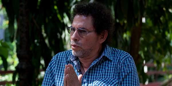 'Pastor Alape' defiende la Jurisdicción Especial para la Paz y dice que algunos le temen.