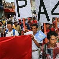 Movilizaciones por un acuerdo ya no paran en el país
