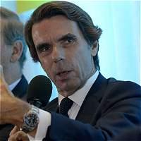 'Faltaron consecuencias políticas por el 'No' en el plebiscito': Aznar