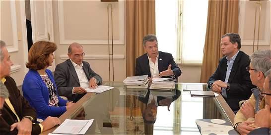 Negociadores del Gobierno viajaron a La Habana a traer nuevo acuerdo
