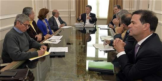 Hay más de 400 propuestas para ajustar acuerdo de paz con las Farc