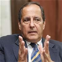 Juan Camilo Restrepo, jefe negociador del Gobierno en diálogos con Eln