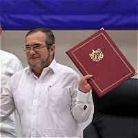 Según 'Timochenko', negociadores están cerca de definir un acuerdo