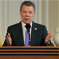 Santos dice que convocar otro plebiscito es una alternativa