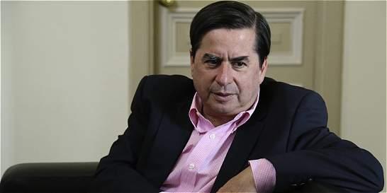 Juan Fernando Cristo dice que lo que sigue es refrendar el acuerdo