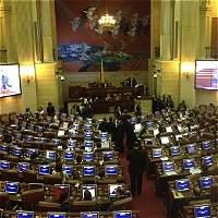 Bancadas del Congreso, listas para recibir el nuevo acuerdo de paz