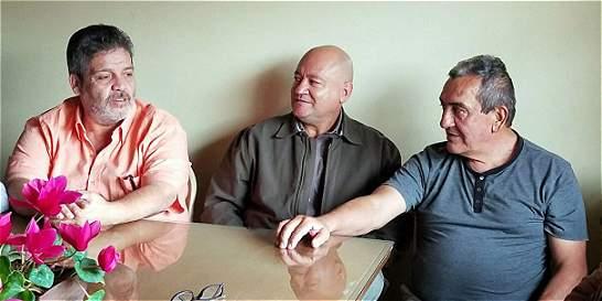 Las monjas de las Hermanitas de los Pobres que cuidan a 'Timochenko'