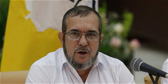 Farc respaldarán candidato presidencial que consolide acuerdo de paz