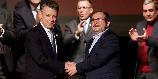 Farc buscan coalición para garantizar 'continuidad de los acuerdos'