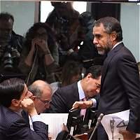 Avanza en el Senado debate para refrendar acuerdo de paz