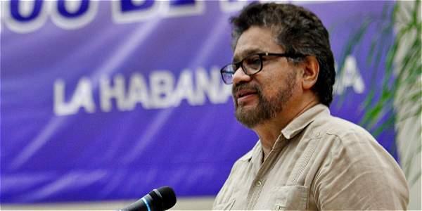 Iván Márquez, jefe negociador de las Farc, ratificó que el  'Dia D' es este jueves.