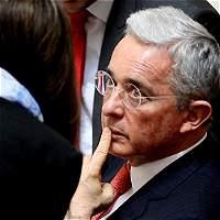 'Nunca permitieron el Pacto Nacional': Uribe
