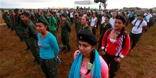 Este martes, las Farc comienzan su última caminata como guerrilla