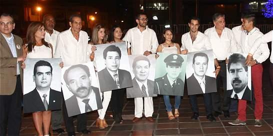 'Las familias perdonamos, pero no olvidamos'