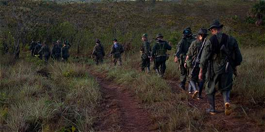 Seguridad, la preocupación de los guerrilleros que dejarán las armas