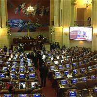 'Congreso sí puede refrendar' acuerdo de paz, dice la Procuraduría